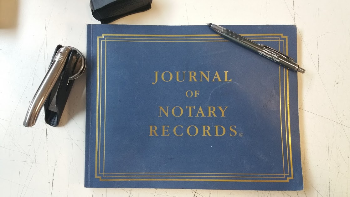 Mobile Notary Service